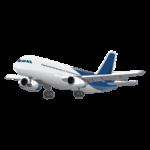 Частный самолет в Форте-деи-Марми