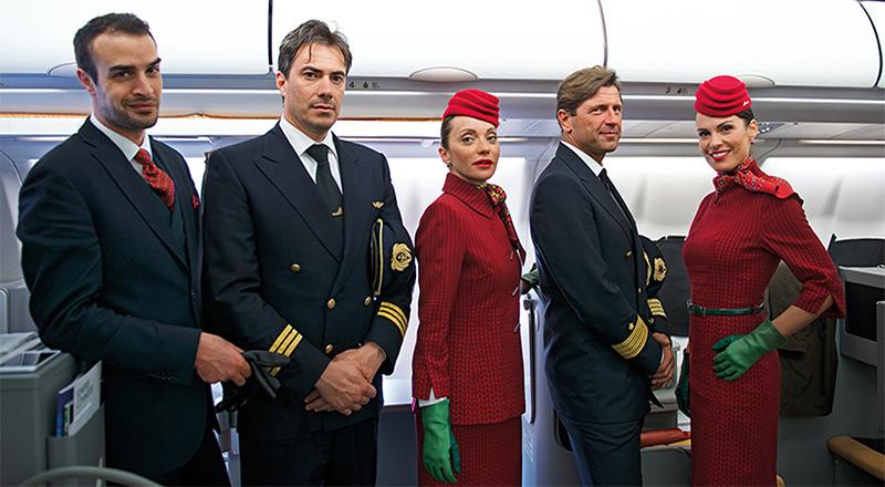 dmjnuyf2 - Униформу для Turkish Airlines разработал миланский кутюрье