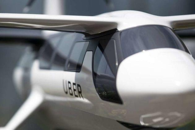 uber elevate - Япония развивает собственную концепцию городского аэротакси