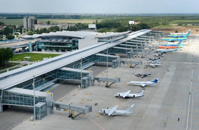 ukrainaborysopol - Евроинтеграция Украины вызвала бум строительства аэропортов