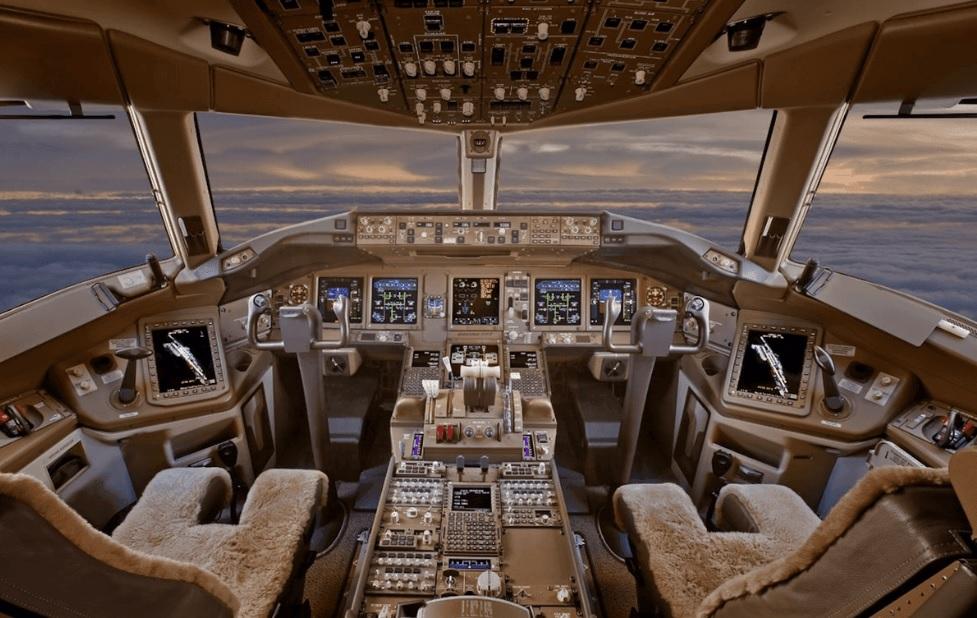 1 5 - Работа пускового зажигания частного самолета