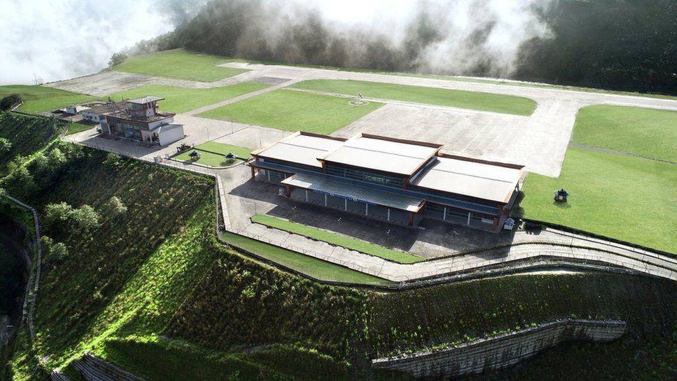 103553300 0212 - Новый аэропорт в Гималаях
