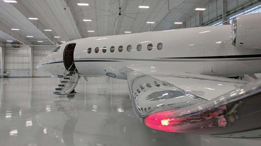 2 4 - Монтаж пожарной сигнализации частных самолетов