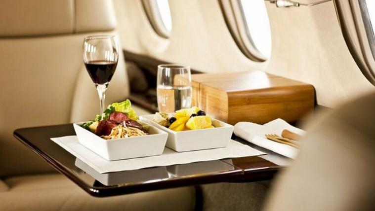 3 1 - Питание на борту частного самолета
