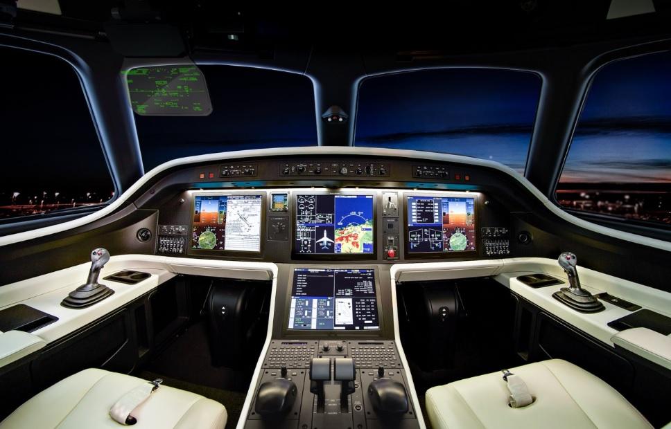 3 4 - Монтаж пожарной сигнализации частных самолетов