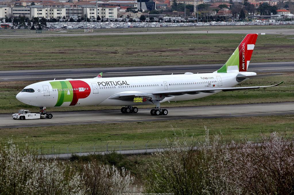 A330-900 для TAP Portugal