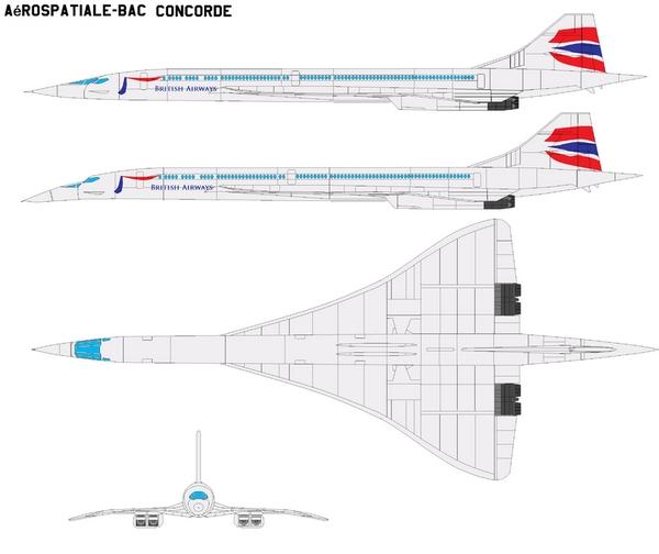 Concorde 1 - Последний полет Конкорда и крах конспиративных теорий