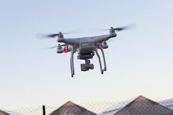 Drone FAA Photo - FAA: дроны представляют все большую опасность для пилотируемых воздушных судов