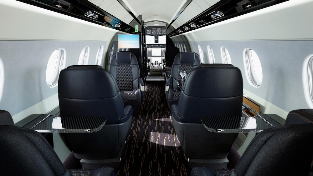 EMB Praetor 500 - На авиасалоне NBAA-ВАСЕ в Орландо Embraer представил два новых бизнес-джета