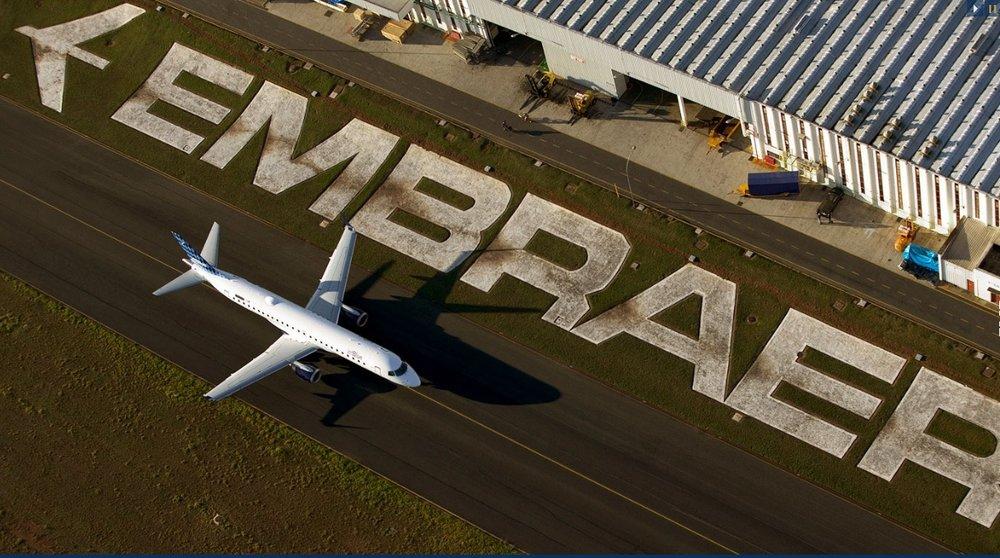 Завод Embraer
