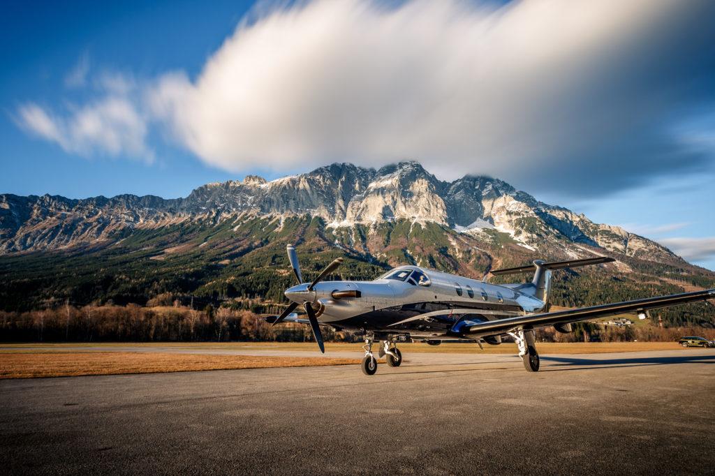 Fotolia 141370235 Subscription Monthly M 1024x682 - Самолет швейцарского производства Pilatus