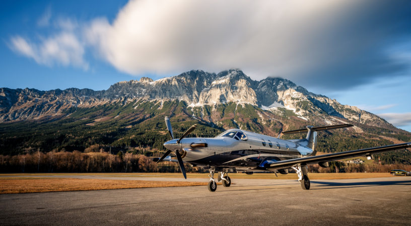 Fotolia 141370235 Subscription Monthly M 816x450 - Самолет швейцарского производства Pilatus