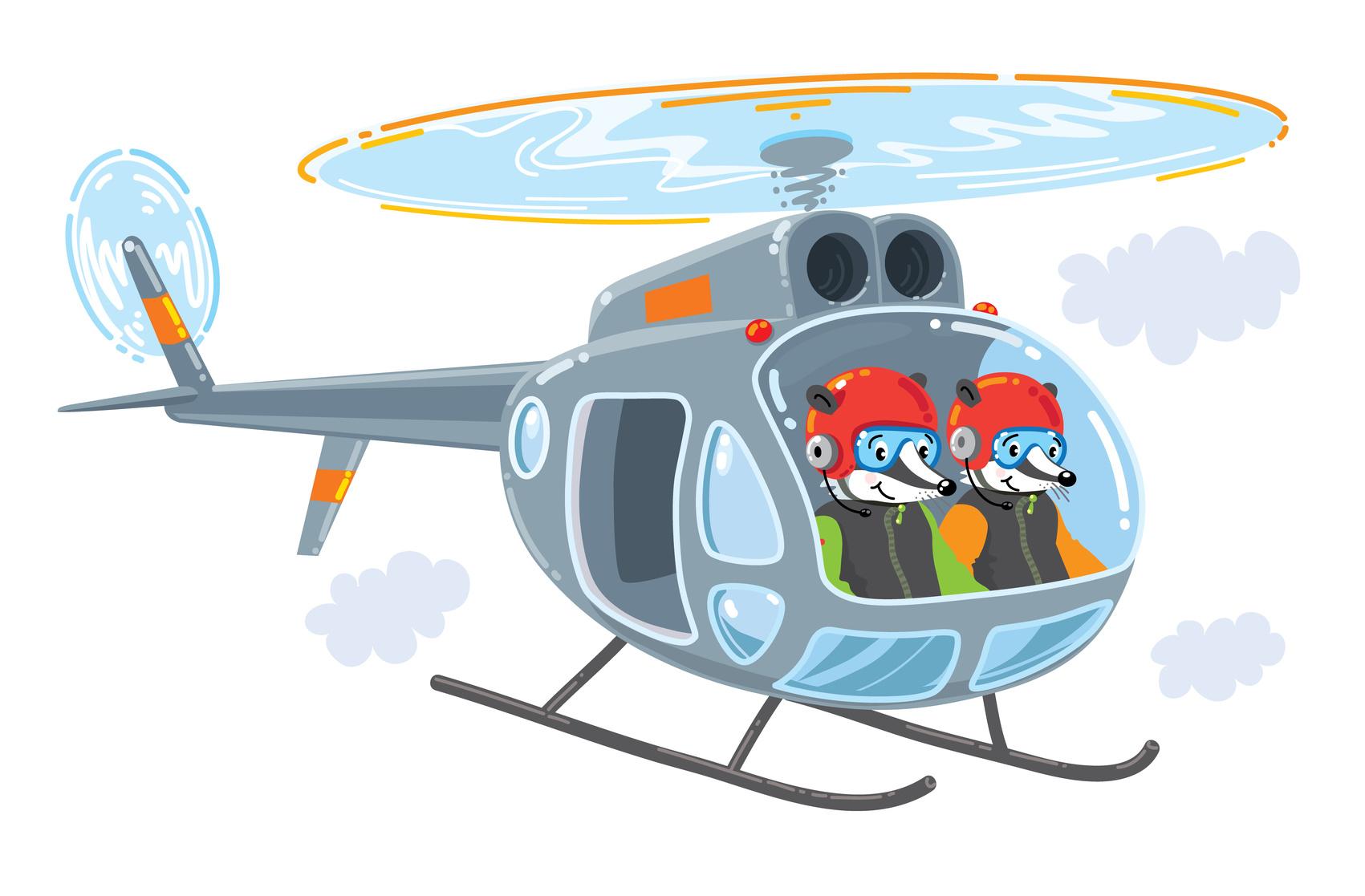 Аренда вертолета, в чем преимущества?