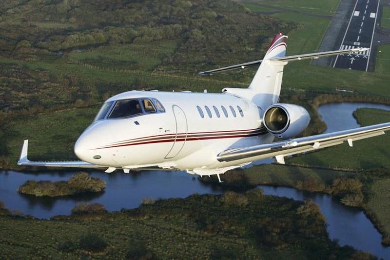 HAWKER 900XP 11 noyabr 1 - Горящее предложение: Перелёт Лондон – Корк (Ирландия)  всего за 510 тысяч рублей!