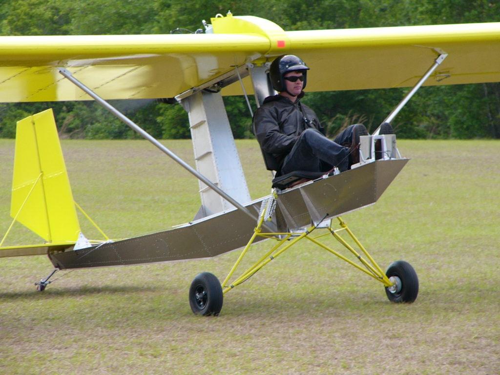 Harper Aircraft Lil Breezy B photo 3 1024x768 - Смертность в самодеятельном авиастроении снизилась до самого низкого уровня в истории