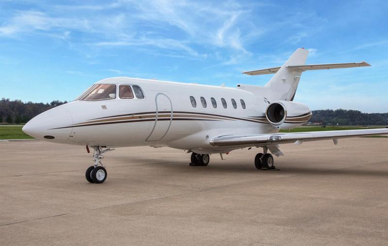 Hawker 750 1 - Горящее предложение: Лондон – Фару (Португалия)  всего за 790 тысяч рублей!