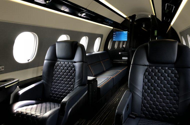 IMG 1002 759x500 - На авиасалоне NBAA-ВАСЕ в Орландо Embraer представил два новых бизнес-джета