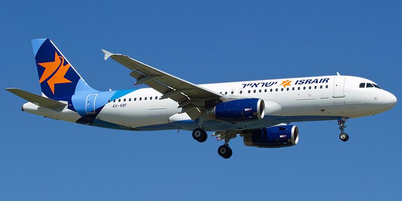 Israir - В Сочи оштрафовали авиакомпанию Israir