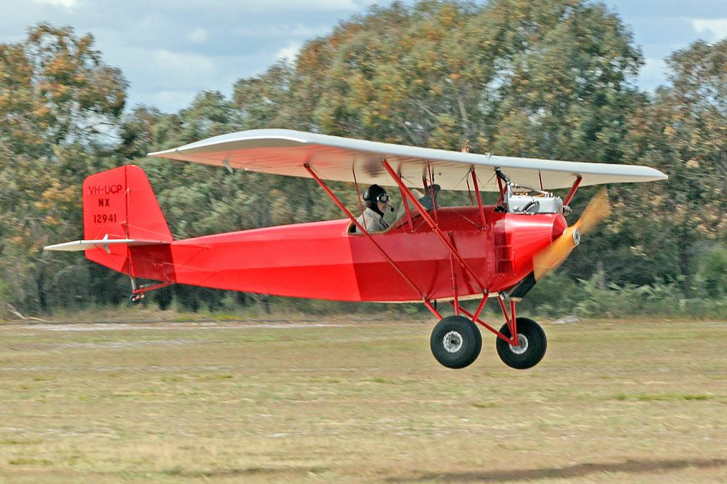 PIETENPOL AIR CAMPER 1024x683 - Смертность в самодеятельном авиастроении снизилась до самого низкого уровня в истории