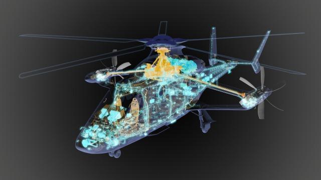 RACER 2 c PAD - Airbus близок к созданию демонстрационного гибрида самолета и вертолета