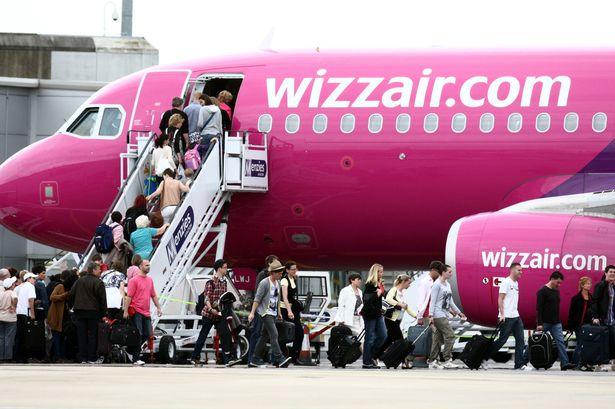 Wizz Air  с 1 ноября вводит новые правила провоза багажа и ручной клади