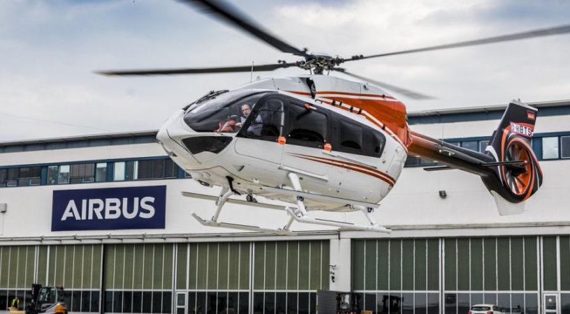 ach145 helibras 816x450 - Первый Airbus ACH145 Line передан заказчику