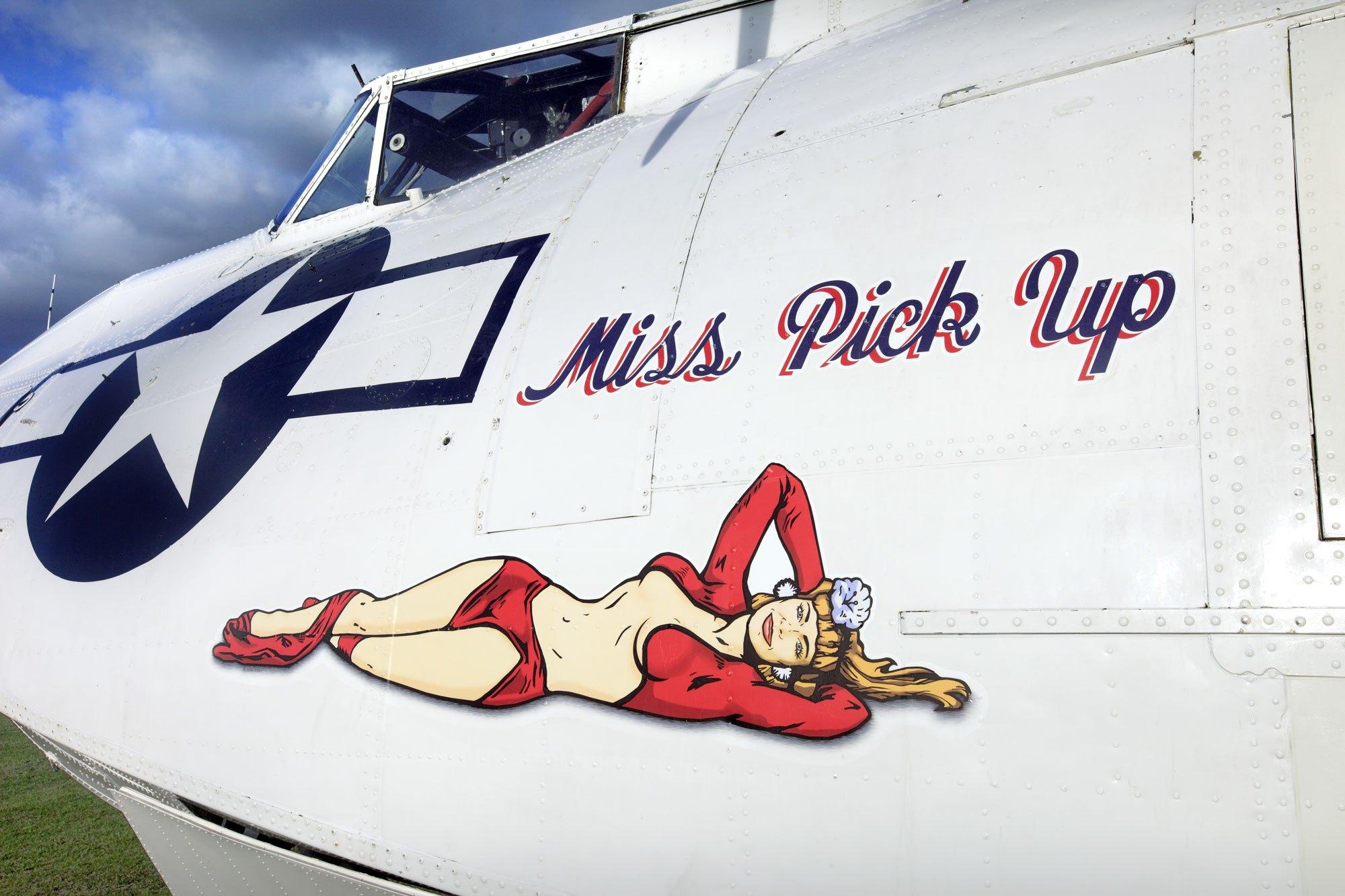 Самый знаменитый гидроплан Второй мировой войны, знакомьтесь – Consolidated PBY Catalina