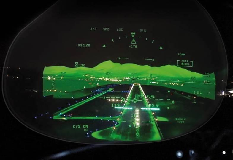 falconeye certif 03 0 - Система FalconEye  прошла сертификацию в FAA и EASA