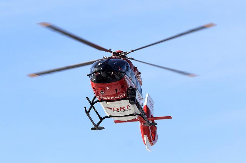hubschrauber h 145 drf luftrettung alexanderspitzbarth - Спасательная служба  Германии  заказала еще три вертолета  H145