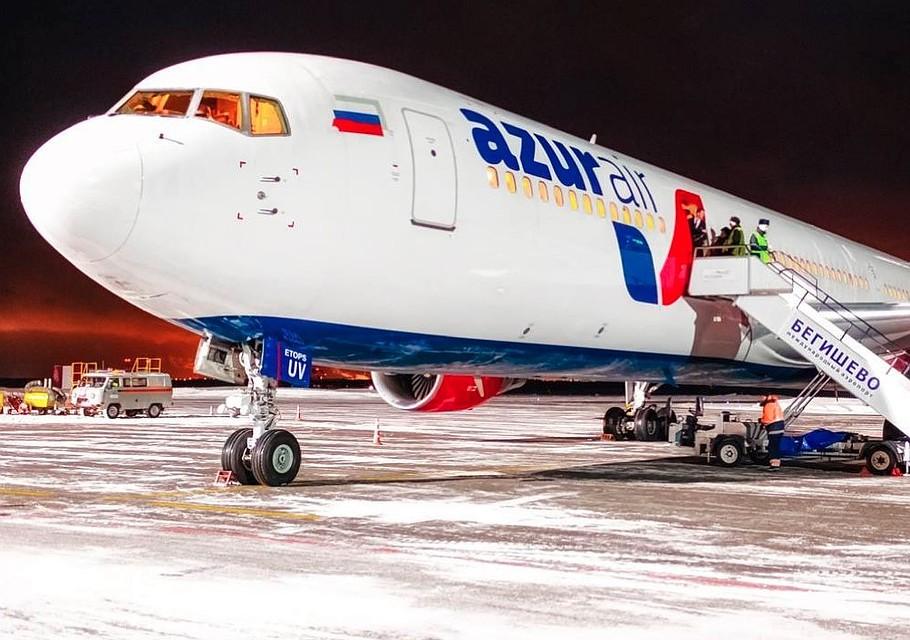 Azur Air экстренно закупает самолеты