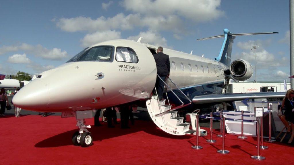maxresdefault 3 1024x576 - На авиасалоне NBAA-ВАСЕ в Орландо Embraer представил два новых бизнес-джета
