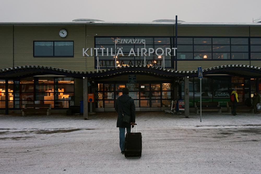 Аэропорт Киттиля