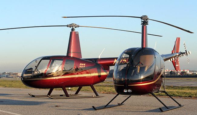 Новогодний вертолетный тур в Куршевель