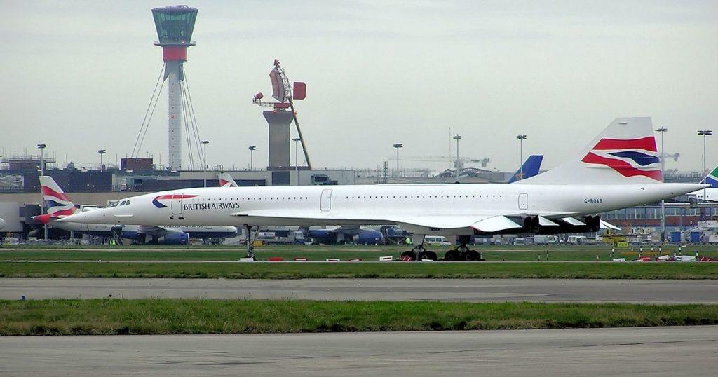 1200px Concorde g boab in storage arp 1024x538 - Сверхзвуковые пассажирские самолёты – вчера, сегодня, завтра