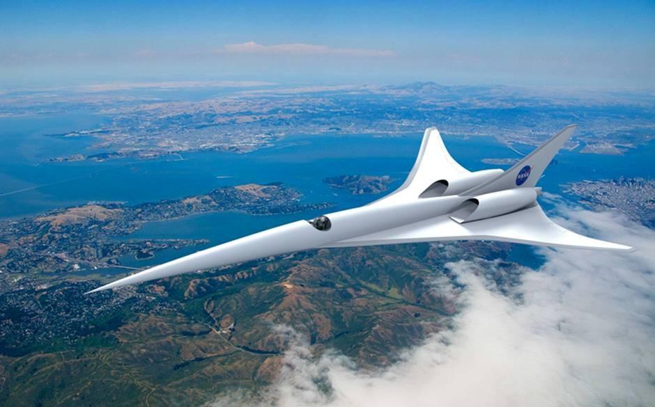 1445146948 supersonicplane - Сверхзвуковые пассажирские самолёты – вчера, сегодня, завтра