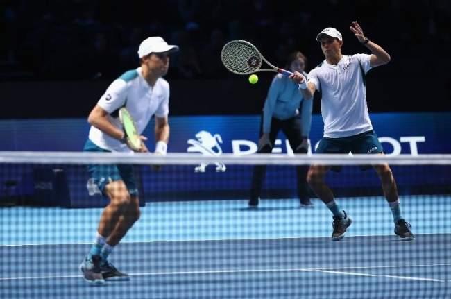 1510581429 nitto atp final london monsay group 11 13 2017 - Теннисный турнир Nitto ATP Finals 11 ноября стартует в Лондоне