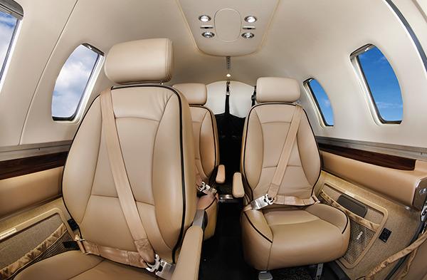 1752 5c6b0 - Eclipse Aerospace 550 Jet – лучший самолет для бизнеса