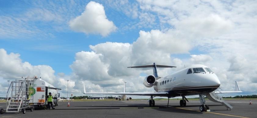 2 - Бизнес авиация: выбор места для технической остановки