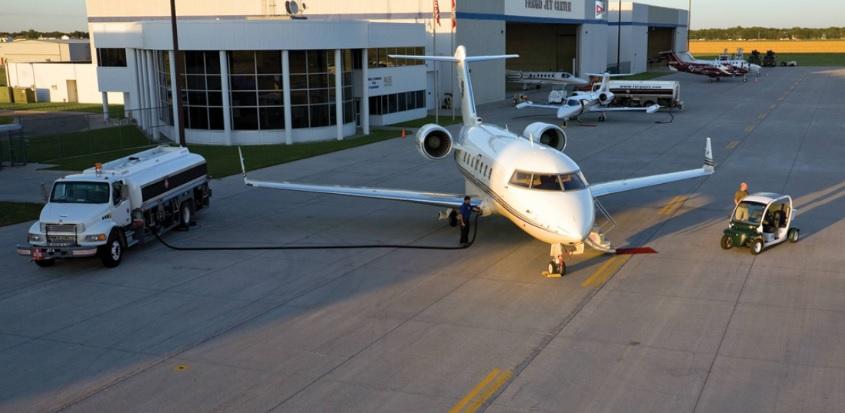 3 - Бизнес авиация: выбор места для технической остановки
