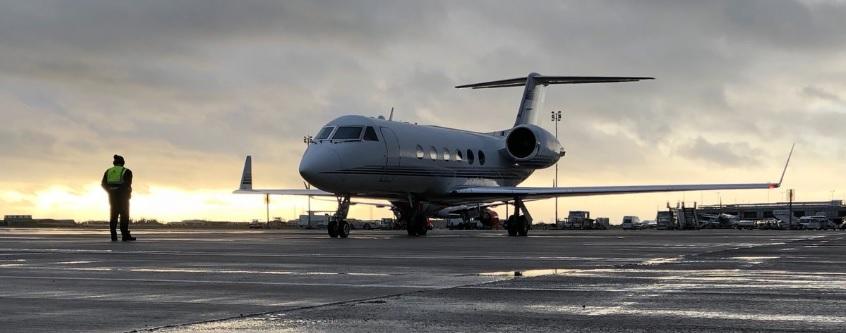 5 - Бизнес авиация: выбор места для технической остановки