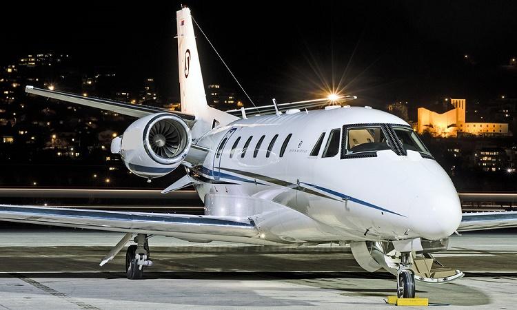 Юбилейный частный рейс из Самары