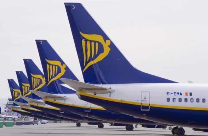 Ryanair - Ryanair  освободит слоты в аэропорту Дюссельдорфа для Laudamotion