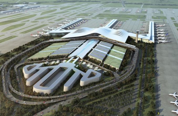Urumqi - Расширению аэропорта в Урумчи может помешать уйгурский сепаратизм