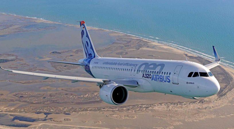 a320neo 1 816x450 - Бизнес-джет ACJ320neo предвещает начало новой эры деловых самолетов