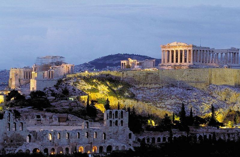 afiny 1 - Мировые достопримечательности: Афины