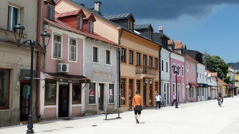 cetine 1 800x450 - Цетине — город цветных домиков. Рассказы туристов