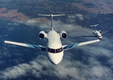 cl 600 2 free medium - Семейство бизнес-джетов  Challenger отметило свое 40-летие