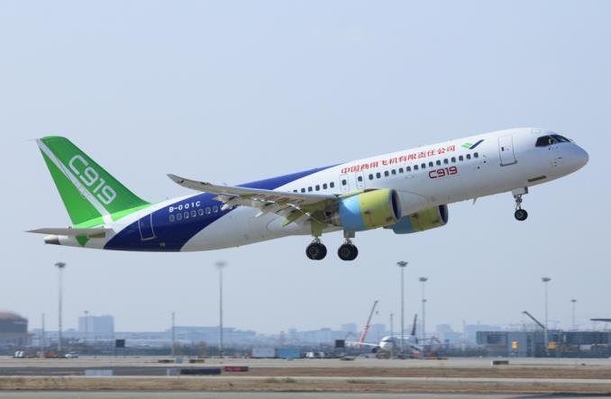 comac - Итог Airshow China - от роста авиационной отрасли в Китае большую часть прибыли получают западные компании