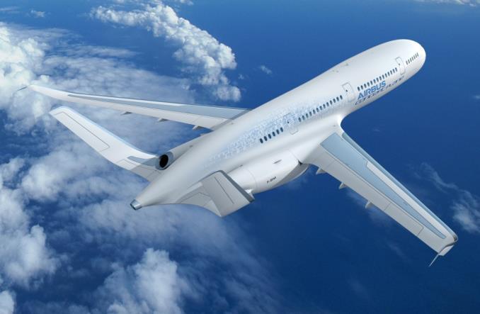 conceptplanefotairbusnowysamolot - Airbus блефует и .... выигрывает?