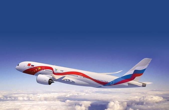 cr929 - «Технодинамика» разработала шасси для китайского широкофюзеляжного авиалайнера CR929